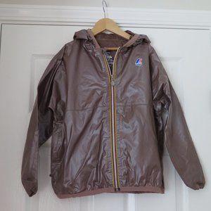 K-WAY (Girls 8 years) Packable Rain jacket